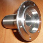 Втулка соеденительная (со шпоночным пазом) для мотоблока МТЗ
