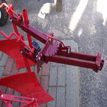 Сцепное устройство №7 для установки двух плугов П2-215/14